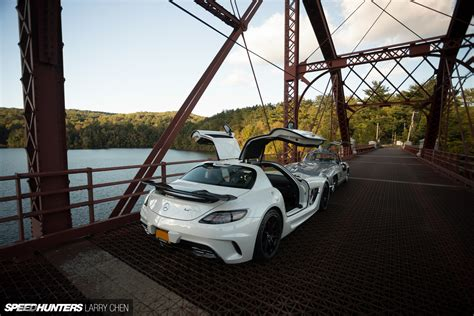 sls swing black knight silver arrow speedhunters