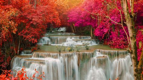 paradise waterfall wallpapers wallpaper studio  tens