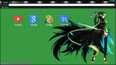 google theme elsword elsword chrome themes themebeta
