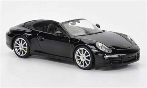 black convertible cars porsche 991 carrera s convertible black 2012 minichs