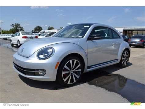 2013 reflex silver metallic volkswagen beetle turbo 69404215 gtcarlot car color galleries