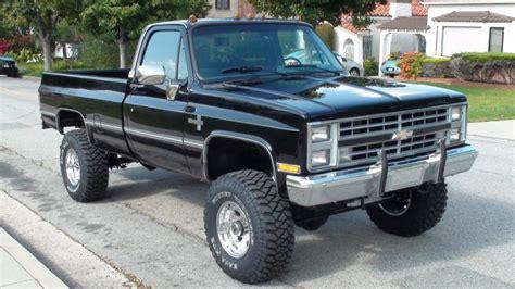1986 chevrolet 4x4 1986 chevy silverado 1 ton 4x4 chevy trucks