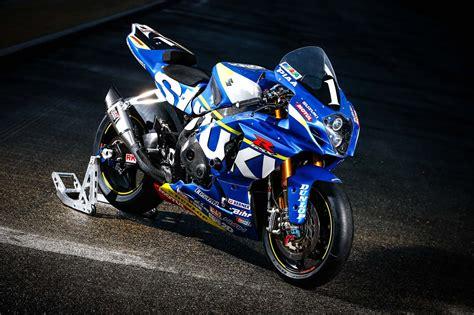 Suzuki Bike Racing