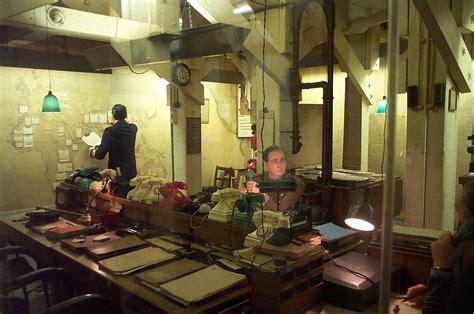 Cabinet War Room by Cabinet War Rooms