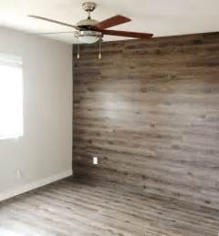 wood plank accent wall walls to hold me up pinterest