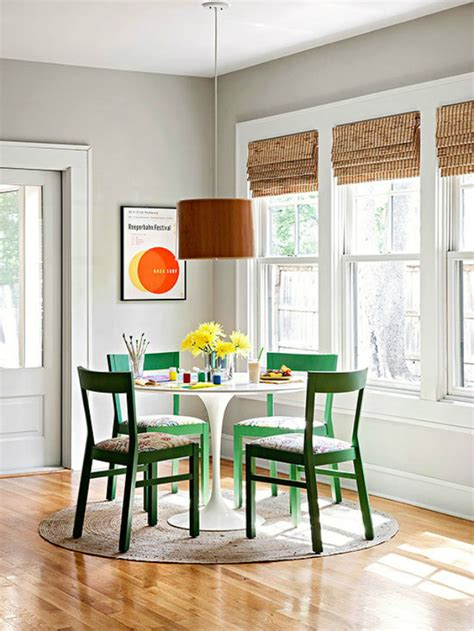 eclectic dining room ideas     long