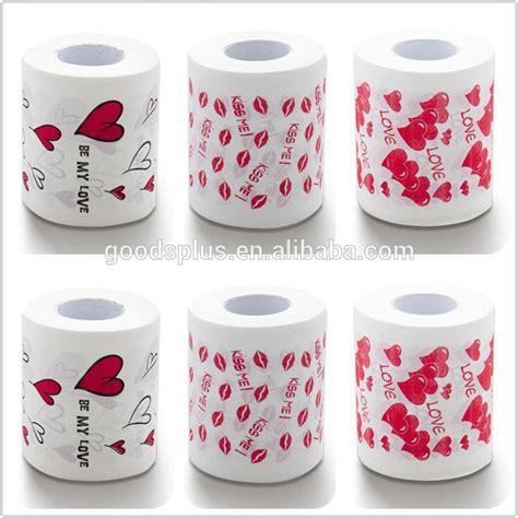 decorative single toilet paper cover novelty printed color decorative toilet paper buy