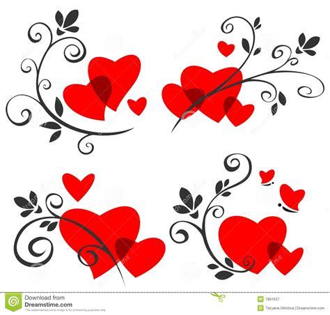 imagenes de flores mariposas y corazones imagenes de corazones mariposas y flores imagui