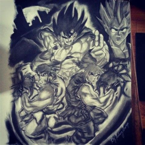 dragon ball z tattoo http 16tattoo com dragon ball z