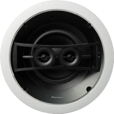 Pioneer Ceiling Speakers India by Pioneer S Ic621d 6 1 2 Quot 2 Way In Ceiling S Ic621d B H