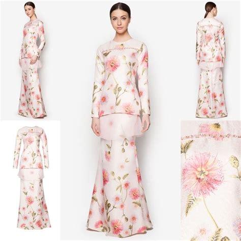 Baju Kurung Style Terkini fesyen trend terkini bianco mimosa sphera baju kurung moden baju raya 2017 fesyen trend