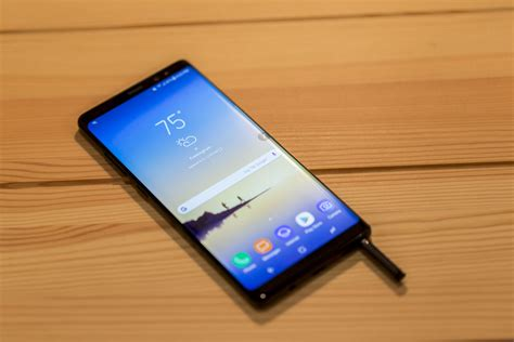 Galaxy Note8 galaxy note 8 review a bigger better brighter galaxy s8