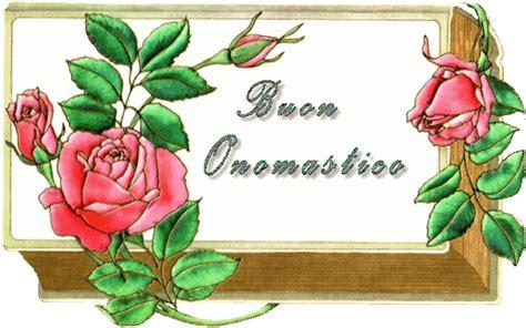 link fiori da condividere buon onomastico ecco le immagini per gli auguri su