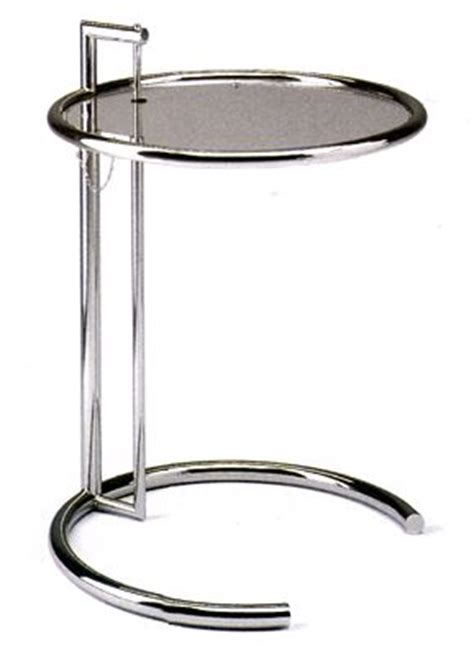 eileen gray iconic side table interior designs