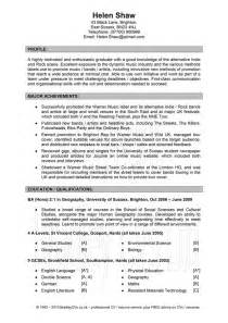 resume exles templates the best and resume