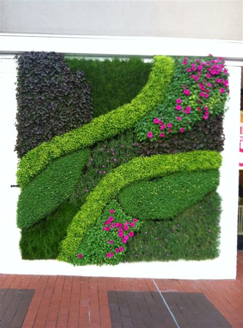 living artwork living wall you should grow that