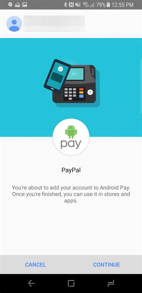paypal android app paypal update brings android pay integration