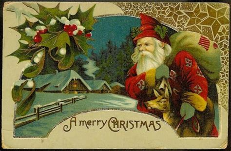 images of victorian christmas cards free clip art from vintage holiday crafts 187 blog archive