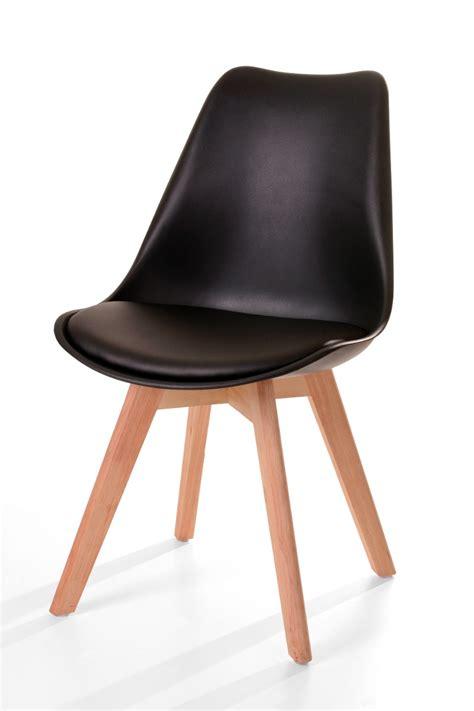 paquete de  sillas eames hood modernas minimalistas
