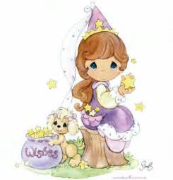 precious moment precious moments pretty as a princess bonita como una