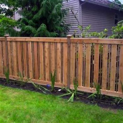 types of privacy fences for backyard fence styles 10 popular designs to consider fence