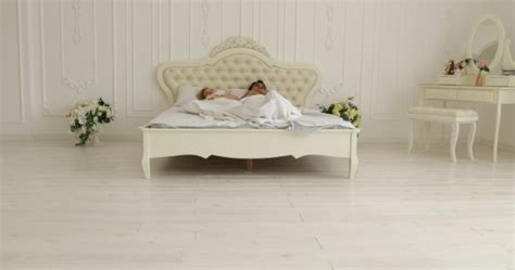 Sleep Number Bed Commercial Script Sleep Lying On Bed Hug Home White Modern