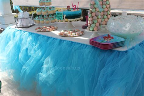 tulle table skirt for sale cheap light blue tulle table skirt fabric table skirts