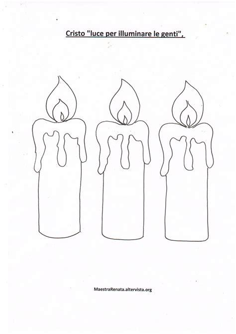 candela della candelora festa della candelora maestrarenata