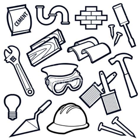 imagenes infantiles herramientas dibujos para colorear herramientas
