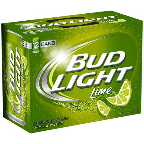 what is the alcohol content of bud light what percentage of alcohol is in bud light lime