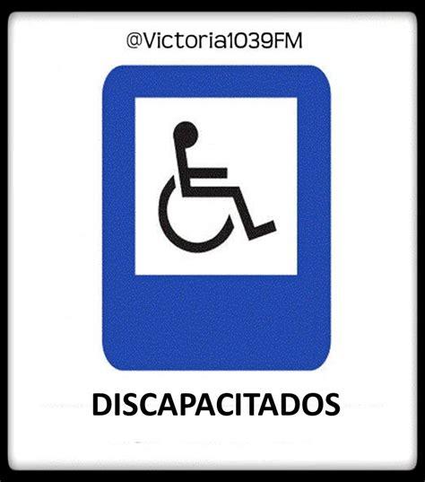 imagenes de tarjetas informativas se 241 al de discapacitados imagen simb 243 lica con una imagen
