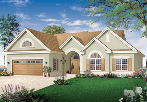 florida bungalow house plans house plan 64986 at familyhomeplans com