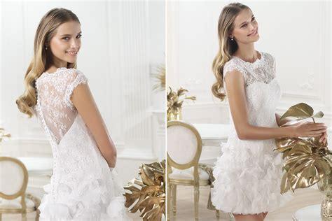 Wedding Dresses Fashion by Pronovias Wedding Dress Pre 2014 Fashion Bridal Lagatte