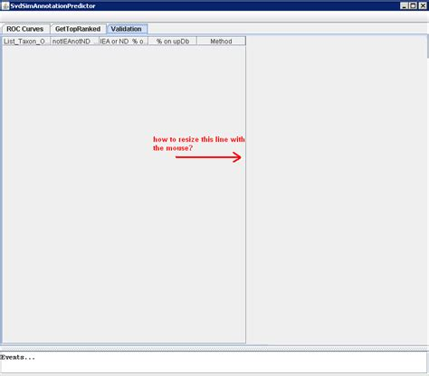 swing jpanel java swing how to make a jpanel resizable with mouse