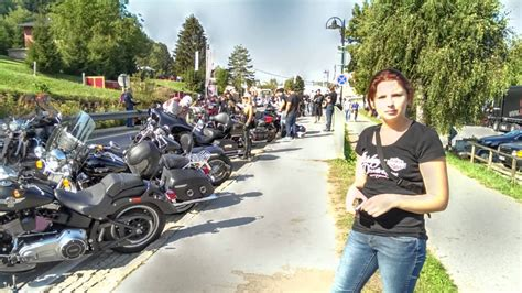 Motorrad Videos Pässe by European Bike Week 2013 Mit Harley Davidson Faaker See