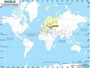 Ukraine World Map by Where Is Ukraine Location Of Ukraine