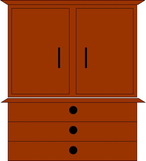 Cabinet Clipart by Cupboard Clipart Cupboard Clipart Kitchen Cupboard