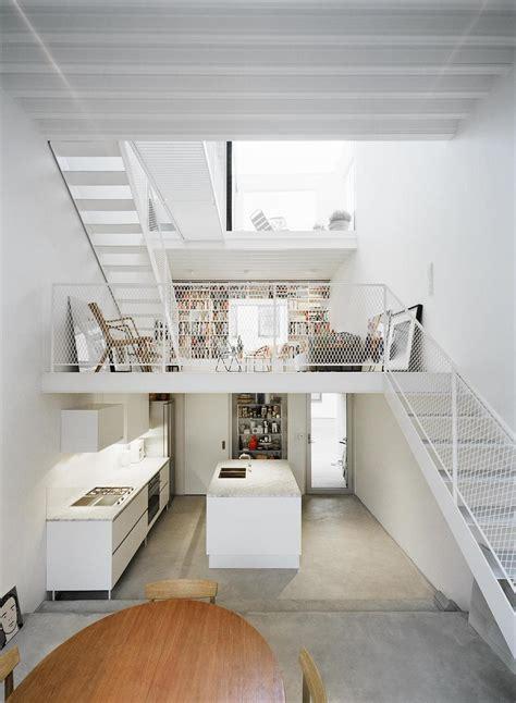 townhouse interior design architect elding oscarson adds a vibrant white townhouse