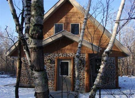 white earth reservation cordwood home cordwood 25 best ideas about northern white cedar on pinterest