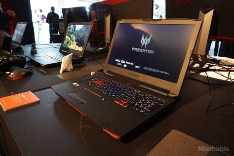 Vr Laptop Acer S 10 Pound Gaming Laptop Is Vr Ready