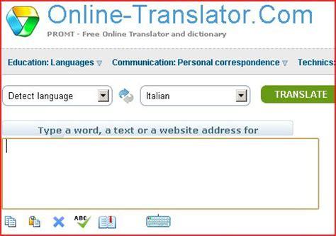 traduttore testi inglese migliori traduttori siti per tradurre gratis
