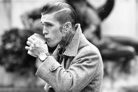 male rockabilly models 60 old school haircuts for men polished styles of the past