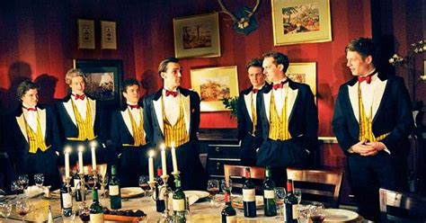 annie brown bullingdon club tories  turning