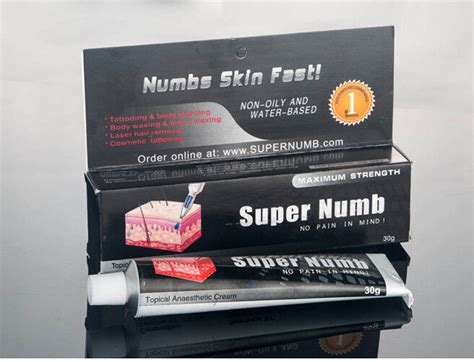 super numb tattoo numbing cream reviews 30gr super numb pain relief tattoo numbing cream