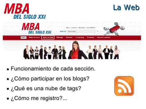Mba Que Es by Mba Siglo Xxi Web