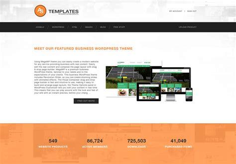 Website Design Portfolio From Alechko Studio Marketplace Website Template