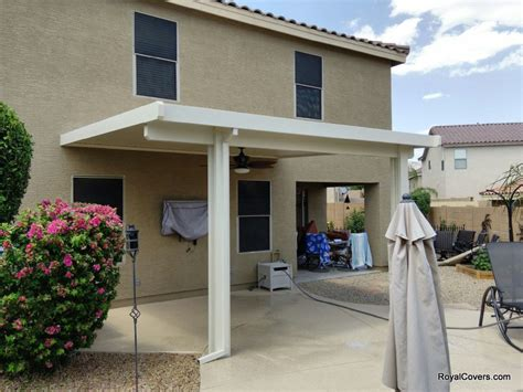 Alumawood Patio Covers with fan in Phoenix, AZ