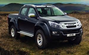 Isuzu Trucks 4x4 Isuzu D Max At35 By Arctic Trucks Loaded 4x4