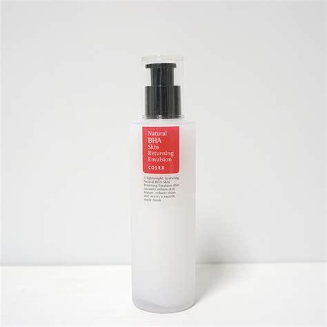 Cosrx Bha Skin Returning Emulsion Murah Cosrx Bha Skin Returning Emulsion Review