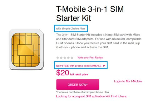 tmobile inflight t mobile raises sim starter kit price to 20 coupon code